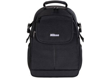 Nikon DSLR Black Compact Backpack Camera Bag - 17006N