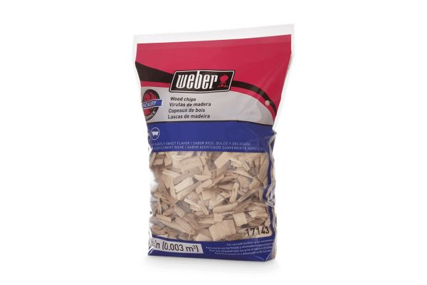 Large image of Weber Firespice Hickory Wood Chips - 17143