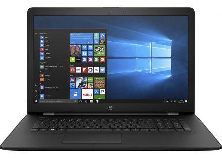 HP Black Notebook Computer - 17-BS010NR