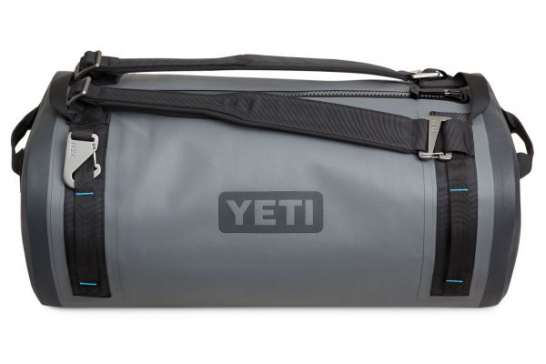 Large image of YETI Storm Gray Panga 50 Dry Duffel Bag - 18060110000