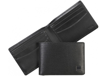 Tumi - 18231 BLACK - Mens Wallets
