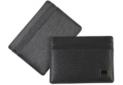 Tumi - 18260 BLACK - Mens Wallets