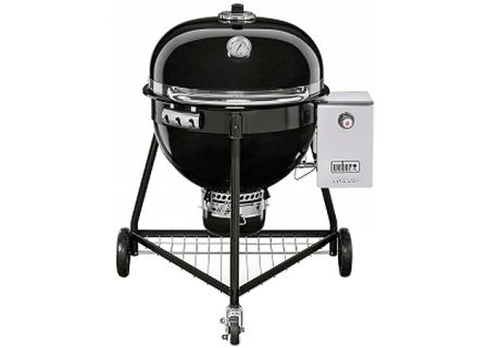 Weber Black Summit Charcoal Grill - 18301001