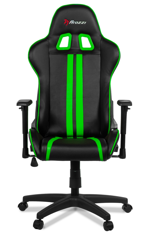 Arozzi Green Mezzo Gaming Chair Mezzo Gn