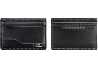 Tumi - 18459 BLACK - Men's Wallets