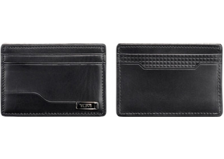 Tumi - 18459 BLACK - Mens Wallets