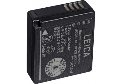 Leica - 18545 - Digital Camera Batteries and Chargers