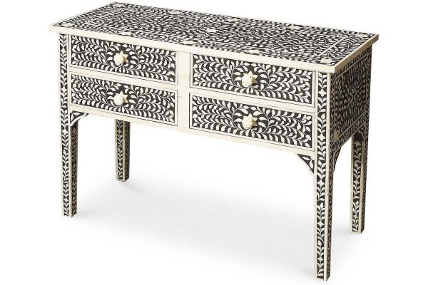 Large image of Butler Specialty Company Vivienne Console Table - 1860070