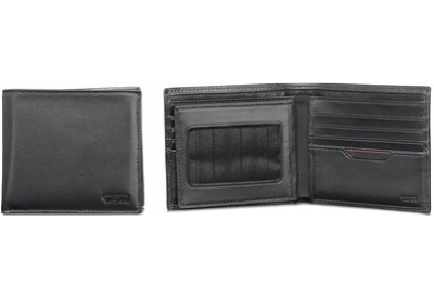 Tumi - 18632 BLACK - Men's Wallets