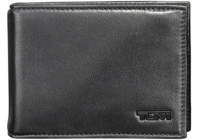 Tumi - 18645 BLACK - Men's Wallets