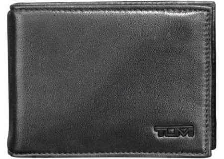 Tumi - 18645 BLACK - Mens Wallets