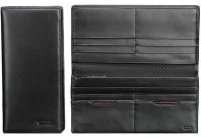 Tumi - 18672 BLACK - Men's Wallets