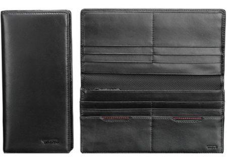 Tumi - 18672 BLACK - Mens Wallets