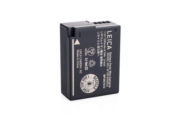 Large image of Leica BP-DC12U Li-Ion Battery For V-Lux 4 Digital Cameras - 18729 & BP-DC12U