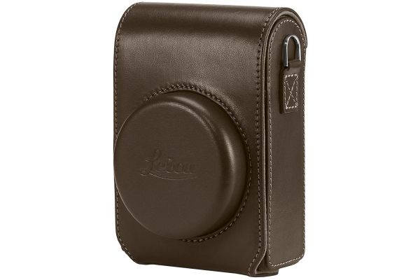 Leica C-Lux Taupe Leather Case - 18845