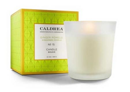 Caldrea 8.1 Oz Ginger Pomelo Candle - 18862