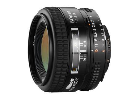 Nikon AF Nikkor 50mm f/1.4D Camera Lens - 1902