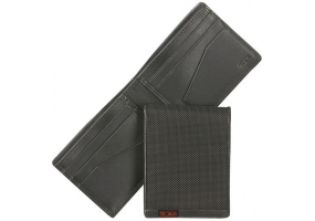 Tumi - 19233 BLACK - Men's Wallets