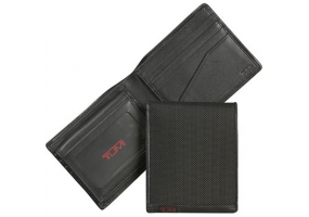 Tumi - 19235 BLACK - Men's Wallets