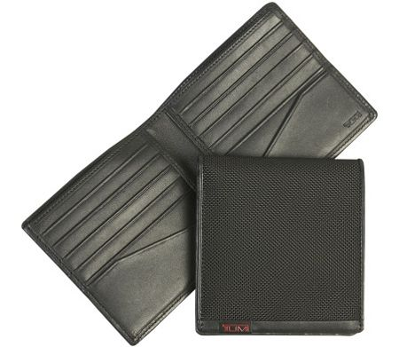 Tumi Mens Fxt Ballistic Nylon Wallets 105