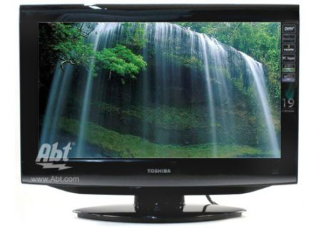 Toshiba - 19C100U - LCD TV