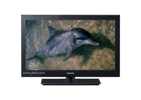 Toshiba - 19SL400U - LCD TV