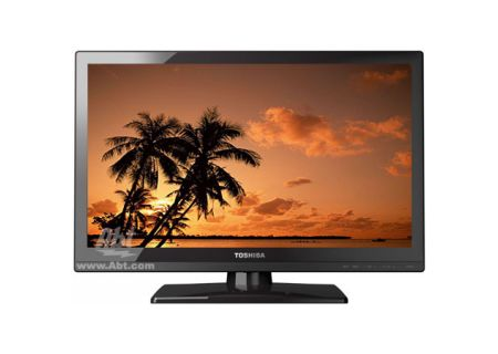 Toshiba - 19SL410U - LED TV