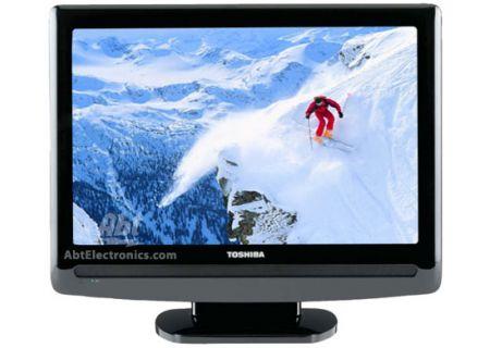 Toshiba - 19AV500U - LCD TV