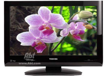 Toshiba - 19AV600U - LCD TV