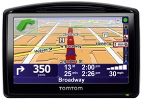 TomTom - 1CH705800 - Car Navigation and GPS