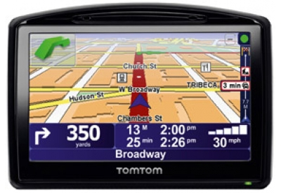 TomTom - 1CH705800 - Portable GPS Navigation