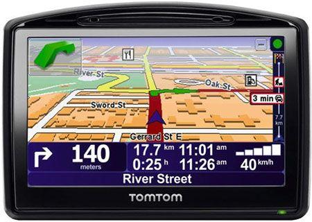 TomTom - 1CH905800 - Portable GPS Navigation
