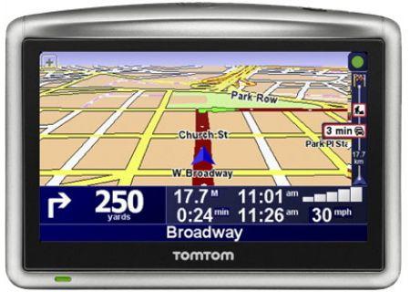 TomTom - 1EG005201 - Portable GPS Navigation