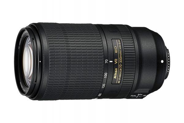 Large image of Nikon AF-P NIKKOR 70-300mm f/4.5-5.6E ED VR Lens - 20068