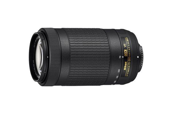 Large image of Nikon AF-P DX NIKKOR 70-300mm f/4.5-6.3G ED VR Lens - 20062