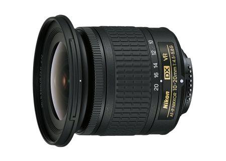 Nikon AF-P DX NIKKOR 10-20mm f/4.5-5.6G VR Lens - 20067