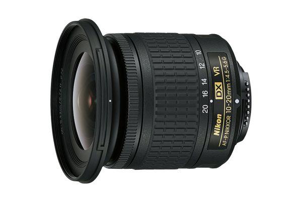 Large image of Nikon AF-P DX NIKKOR 10-20mm f/4.5-5.6G VR Lens - 20067