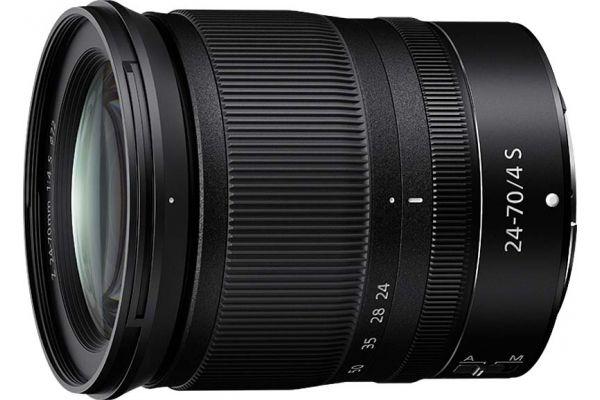 Large image of Nikon NIKKOR Z 24-70mm f/4 S Lens - 20072