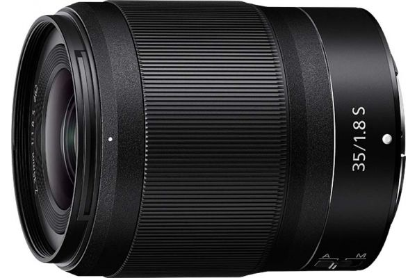 Large image of Nikon NIKKOR Z 35mm f/1.8 S Lens - 20081