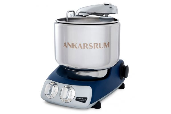 Large image of Ankarsrum AKM 6230 Royal Blue Original Stand Mixer - 2009