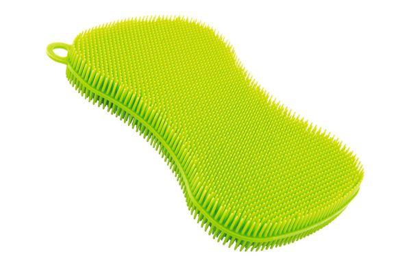 Kuhn Rikon Green Stay Clean Scrubber  - 20126