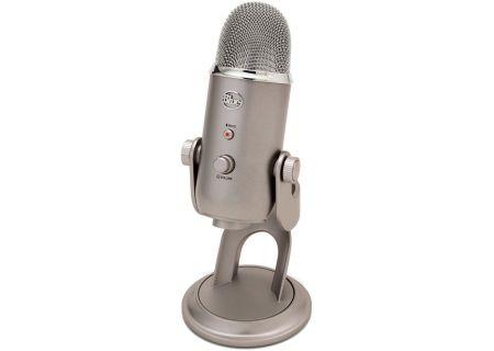 Blue Microphones Platinum Edition Yeti USB Microphone - 2018