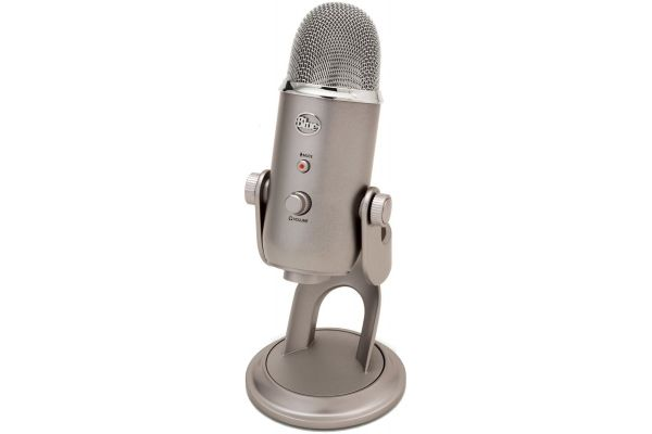 Large image of Blue Microphones Platinum Edition Yeti USB Microphone - 2018