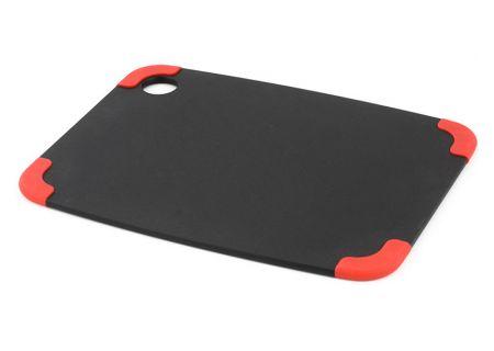 Epicurean Slate/Red Non-Slip 11.5x9 Cutting Board - 20212090201