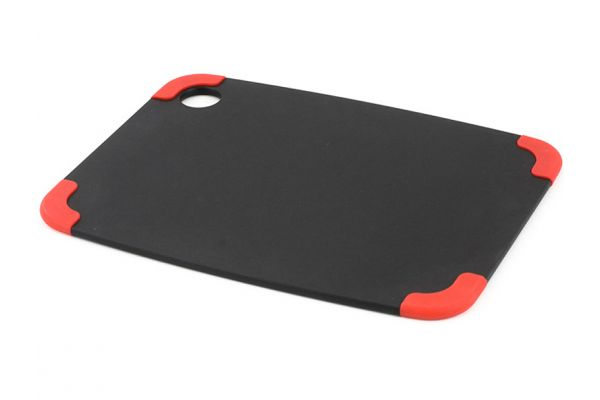 Epicurean Slate/Red Non-Slip 11.5x9 Cutting Board - 20212090201