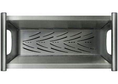 """Julien Stainless Steel Colander For 16"""" Kitchen Sink - 205012"""