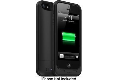 mophie - 2105_JPA-IP5-BLK - Portable Phone Chargers