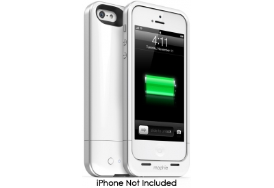 mophie - 2106_JPA-IP5-WHT - iPhone Accessories