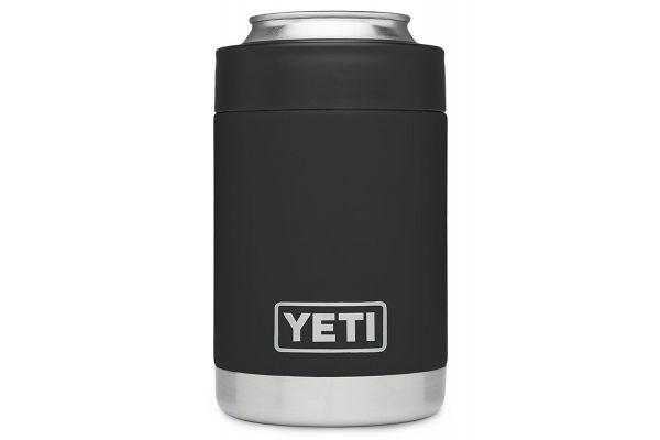 YETI Tahoe Black Rambler Colster - 21070090007