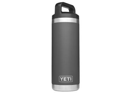 YETI Charcoal Rambler 18 Oz Water Bottle - 21071060010